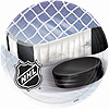 NHL DINNER PLATE PARTY SUPPLIES