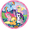 MY LITTLE PONY FRIEND DINNER PLT (48/CS) PARTY SUPPLIES