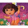 DORA THE EXPLORER TABLECOVER (66/CS) PARTY SUPPLIES