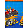 HOT WHEELS S.C. TABLECOVER (6/CS) PARTY SUPPLIES