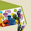 SESAME STREET PARTY TABLECOVER PARTY SUPPLIES