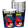 ANGRY BIRDS SPACE HOT AND COLD CUP PARTY SUPPLIES