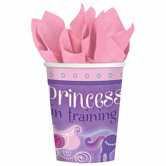 DISCONTINUED SOFIA THE FIRST CUP PARTY SUPPLIES