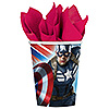 CAPTAIN AMERICA HOT-COLD CUP PARTY SUPPLIES