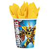 TRANSFORMERS HOT-COLD CUP PARTY SUPPLIES