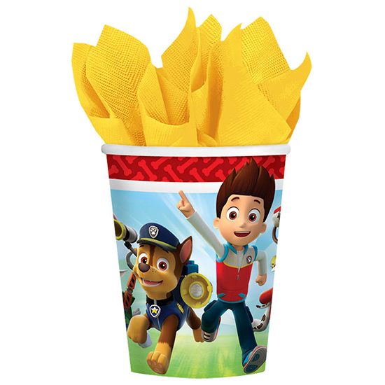PAW PATROL HOT-COLD CUP PARTY SUPPLIES