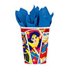 SUPERHERO GIRL HOT-COLD CUP PARTY SUPPLIES