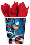 AVENGER EPIC HOT-COLD CUP PARTY SUPPLIES