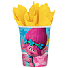 TROLLS HOT-COLD CUP PARTY SUPPLIES