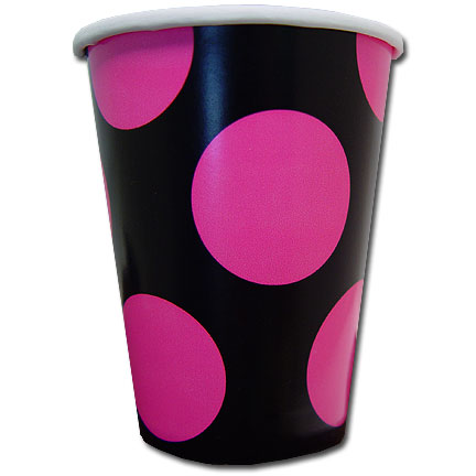 Click for larger picture of DISCONTINUED BD FABULOUS HOT/COLD CUP PARTY SUPPLIES