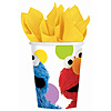 SESAME STREET PARTY HOT/COLD CUP PARTY SUPPLIES