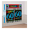 60TH SCENE SETTER PARTY SUPPLIES