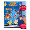 DISCONTINUED PIKACHU & FRND DECORTNG KIT PARTY SUPPLIES