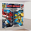TRANSFORMERS SCENE SETTER PARTY SUPPLIES