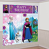 FROZEN WALL DECORATING KIT SCENE SETTER PARTY SUPPLIES