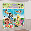DISNEY FAIRIES WALL DECORATING KIT PARTY SUPPLIES