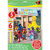 SESAME STREET PARTY SCENE SETTER PARTY SUPPLIES