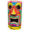GIANT 3D TIKI HEAD PARTY SUPPLIES