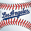 DISCONTINUED LA DODGERS BEVERAGE NAPKIN PARTY SUPPLIES