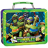 DISCONTINUED TMN TURTLES METAL BOX PARTY SUPPLIES