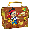 DISCONTINUED JAKE NL PIRATE LUNCH BOX PARTY SUPPLIES