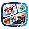 AVENGERS 3-SECTION SOUVENIR PLATE PARTY SUPPLIES