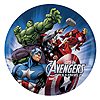 AVENGERS ASSEMBLE SOUVENIR PLATE PARTY SUPPLIES