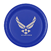 AIR FORCE SILVER WING DESSERT PLATE PARTY SUPPLIES