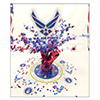 AIR FORCE WINGS CENTERPIECE DECOR KIT PARTY SUPPLIES