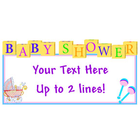 Baby Shower Party Supplies - Baby Shower Party Decorations