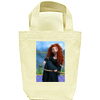 CANVAS FAVOR BAG - DISNEY'S BRAVE PARTY SUPPLIES