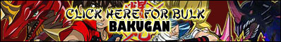 Click Here for Bulk Bakugan Party Supplies