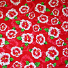 BANDANNAS RED HIBISCUS (12/CASE) PARTY SUPPLIES