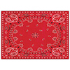 BANDANA PLACEMAT PARTY SUPPLIES