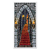 CASTLE ENTRANCE DOOR COVER PARTY SUPPLIES