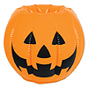 INFLATABLE JACK-O-LANTERN COOLER PARTY SUPPLIES