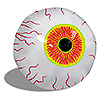 INFLATABLE EYEBALL (12/CS) PARTY SUPPLIES