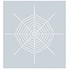 GIANT SHIMMERING SPIDER WEB WHITE(12/CS) PARTY SUPPLIES