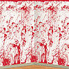 BLOODY WALL BACKDROP PARTY SUPPLIES