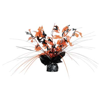 Click for larger picture of HAPPY HALLOWEEN CENTERPIECE (12/CS) PARTY SUPPLIES
