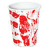 BLOODY HANDPRINTS CUPS (96/CS) PARTY SUPPLIES