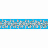 SNOWFLAKE GARLAND/COLUMN PARTY SUPPLIES