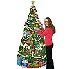 JOINTED CHRISTMAS TREE (12/CS) PARTY SUPPLIES