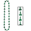 SHAMROCK BEADS PARTY SUPPLIES
