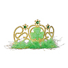 SHAMROCK TIARA (12/CASE) PARTY SUPPLIES