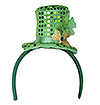 LEPRECHAUN HAT HEADBAND (12/CS) PARTY SUPPLIES