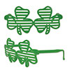 SHAMROCK SHUTTER GLASSES (12/CS) PARTY SUPPLIES