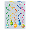 EASTER EGG WHIRLS (30/CS) PARTY SUPPLIES
