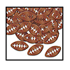 FOOTBALL CONFETTI PARTY SUPPLIES