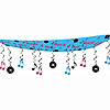 ROCK & ROLL CEILING DÉCOR PARTY SUPPLIES